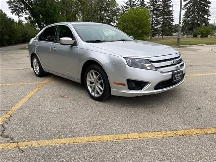 2011 Ford Fusion SEL (Stk: ) in Winnipeg - Image 1 of 17