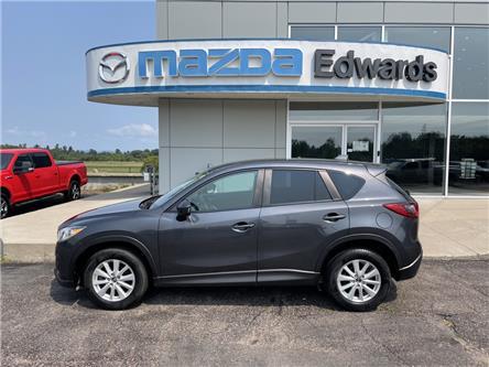 2014 Mazda CX-5 GS (Stk: 22793) in Pembroke - Image 1 of 27