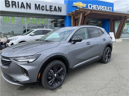 2021 Buick Envision Essence (Stk: M6250-21) in Courtenay - Image 1 of 16