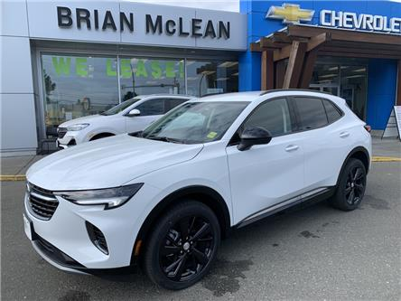2021 Buick Envision Essence (Stk: M6247-21) in Courtenay - Image 1 of 18