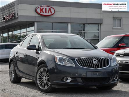 2013 Buick Verano Leather Package (Stk: UC2512A) in Markham - Image 1 of 18