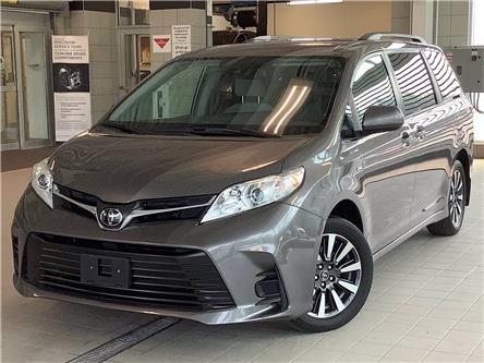 2018 Toyota Sienna LE 7-Passenger (Stk: P19550) in Kingston - Image 1 of 11