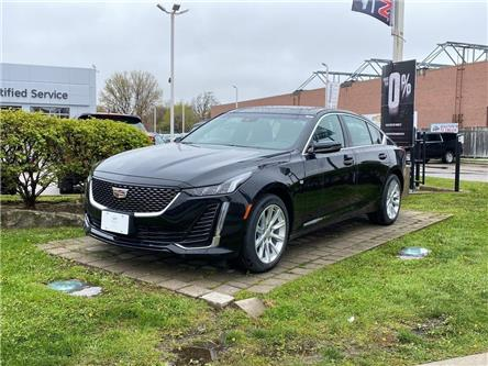 2021 Cadillac CT5 Luxury (Stk: 115018) in Milton - Image 1 of 22