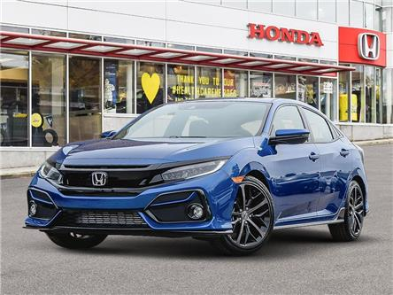 2021 Honda Civic Sport Touring (Stk: 9M11400) in Vancouver - Image 1 of 23