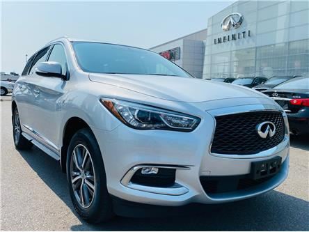 2018 Infiniti QX60 Base (Stk: H8684A) in Thornhill - Image 1 of 21
