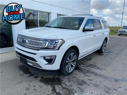 2021 Ford Expedition Max Platinum (Stk: EXPD2100) in Nisku - Image 1 of 23