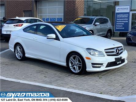 2013 Mercedes-Benz C-Class Base (Stk: 31391A) in East York - Image 1 of 15