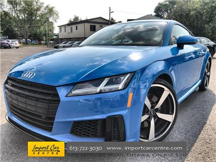 2019 Audi TTS 2.0T (Stk: 002848) in Ottawa - Image 1 of 25