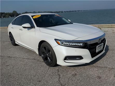 2018 Honda Accord Touring (Stk: D0406) in Belle River - Image 1 of 17