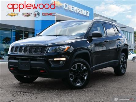 2018 Jeep Compass Trailhawk (Stk: 410097TU) in Mississauga - Image 1 of 27