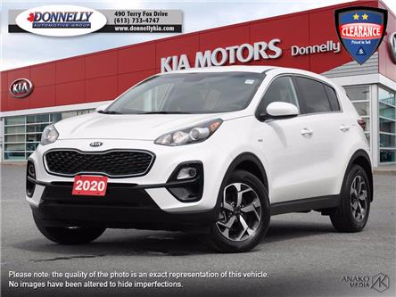 2020 Kia Sportage LX (Stk: KU2560) in Ottawa - Image 1 of 28
