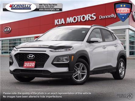 2020 Hyundai Kona 2.0L Essential (Stk: KU2567) in Ottawa - Image 1 of 28