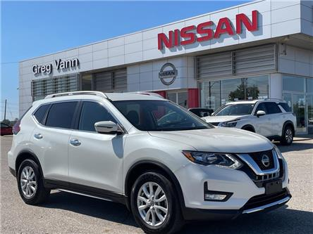2018 Nissan Rogue SV (Stk: P2858) in Cambridge - Image 1 of 29