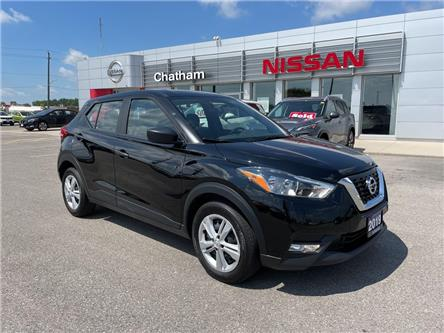 2019 Nissan Kicks S (Stk: M0230A) in Chatham - Image 1 of 19