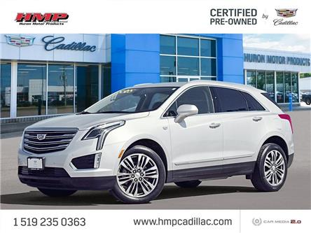 2017 Cadillac XT5 Premium Luxury (Stk: 73050) in Exeter - Image 1 of 27