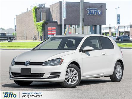 2017 Volkswagen Golf 1.8 TSI Trendline (Stk: 009861) in Milton - Image 1 of 19