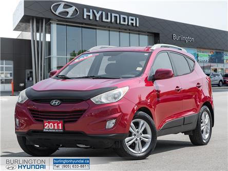 2011 Hyundai Tucson GLS (Stk: N2983A) in Burlington - Image 1 of 20