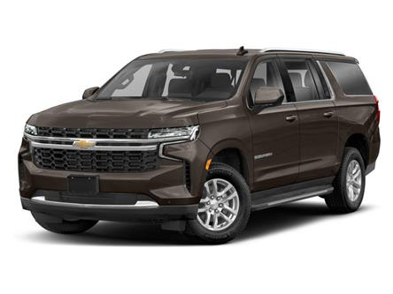 2021 Chevrolet Suburban RST (Stk: N1-01310) in Burnaby - Image 1 of 9
