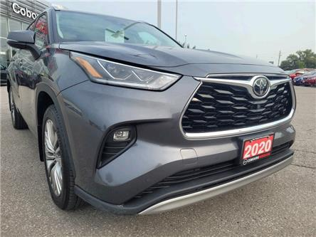 2020 Toyota Highlander Limited (Stk: CMC9794788A) in Cobourg - Image 1 of 18