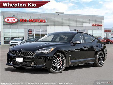2022 Kia Stinger GT Elite w/Red Interior (Stk: N07008) in Regina - Image 1 of 9