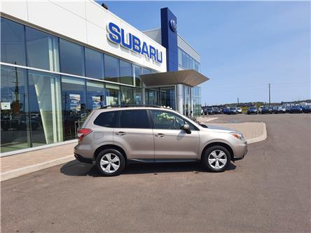 2016 Subaru Forester 2.5i Convenience Package (Stk: 30471A) in Thunder Bay - Image 1 of 12