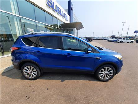 2018 Ford Escape Titanium (Stk: 30457A) in Thunder Bay - Image 1 of 12