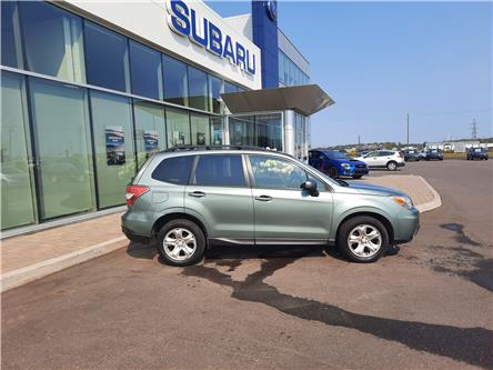 2015 Subaru Forester 2.5i (Stk: 30157A) in Thunder Bay - Image 1 of 12