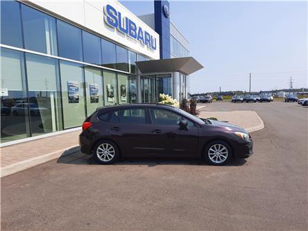 2012 Subaru Impreza 2.0i Touring Package (Stk: 30405A) in Thunder Bay - Image 1 of 12