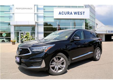 2019 Acura RDX Platinum Elite (Stk: 7484A) in London - Image 1 of 12