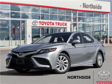 2021 Toyota Camry SE (Stk: S21021) in Sault Ste. Marie - Image 1 of 23