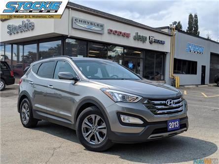 2013 Hyundai Santa Fe Sport  (Stk: 37000) in Waterloo - Image 1 of 28