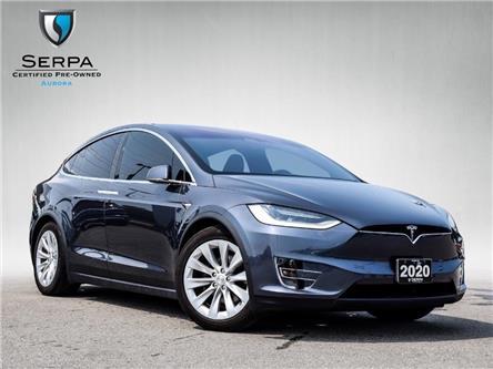 2020 Tesla Model X  (Stk: CP069) in Aurora - Image 1 of 30