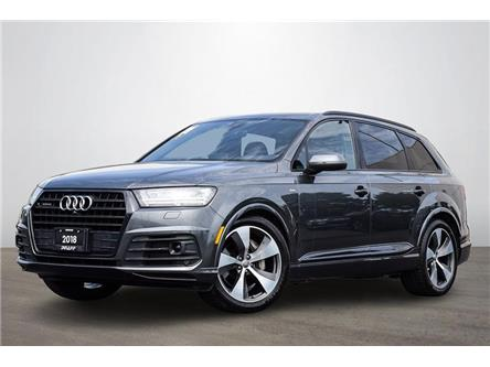 2018 Audi Q7 3.0T Technik (Stk: T19597A) in Vaughan - Image 1 of 24