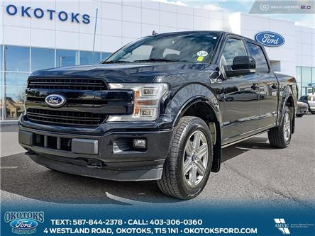 2019 Ford F-150 Lariat (Stk: M-1196A) in Okotoks - Image 1 of 26