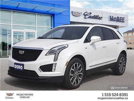 2021 Cadillac XT5 Sport (Stk: 107266) in Goderich - Image 1 of 28