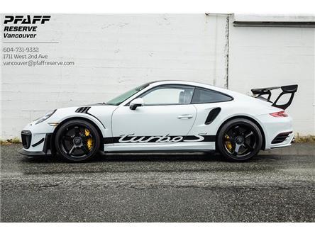 2017 Porsche 911 Turbo S (Stk: VU0627) in Vancouver - Image 1 of 17