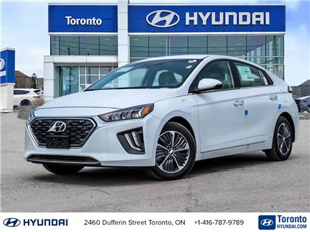 2021 Hyundai Ioniq Plug-In Hybrid Preferred (Stk: N23177) in Toronto - Image 1 of 30