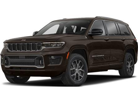 2021 Jeep Grand Cherokee L Summit (Stk: ) in Sudbury - Image 1 of 2