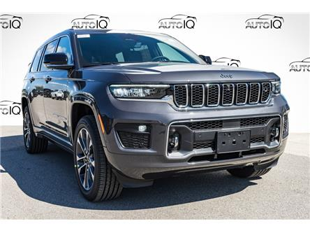 2021 Jeep Grand Cherokee L Overland (Stk: 45067D) in Innisfil - Image 1 of 27