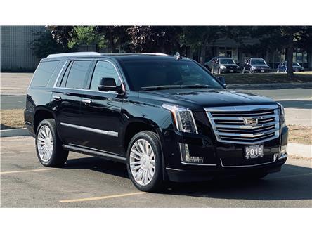 2019 Cadillac Escalade Platinum (Stk: 16100215A) in Markham - Image 1 of 30