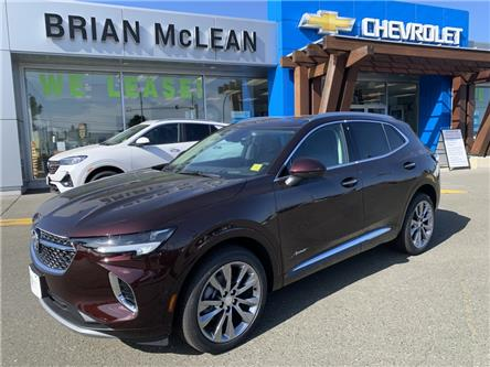 2021 Buick Envision Avenir (Stk: M6245-21) in Courtenay - Image 1 of 15