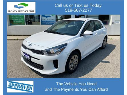 2018 Kia Rio5 LX (Stk: 21101A) in Guelph - Image 1 of 15