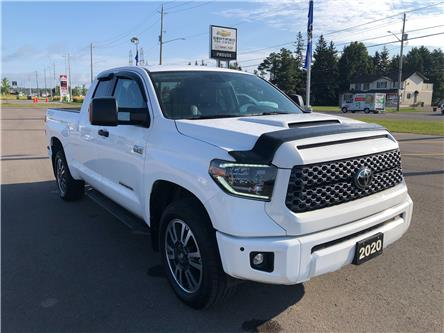 2020 Toyota Tundra Base (Stk: 7899-21A) in Sault Ste. Marie - Image 1 of 12