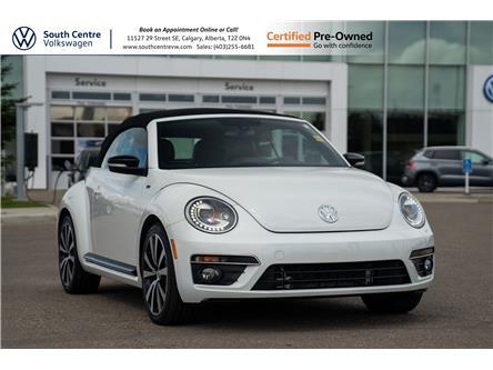 2015 Volkswagen Beetle 2.0 TSI Sportline (Stk: U6773) in Calgary - Image 1 of 46