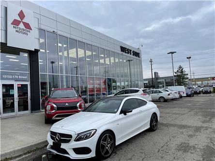2017 Mercedes-Benz AMG C 43 Base (Stk: BM4160) in Edmonton - Image 1 of 21
