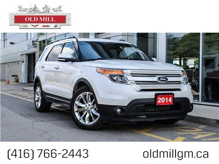2014 Ford Explorer Limited (Stk: A24254U) in Toronto - Image 1 of 22
