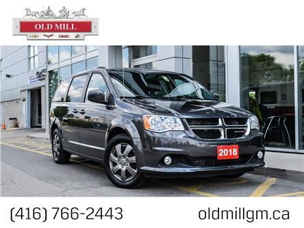 2018 Dodge Grand Caravan CVP/SXT (Stk: 349453U) in Toronto - Image 1 of 21