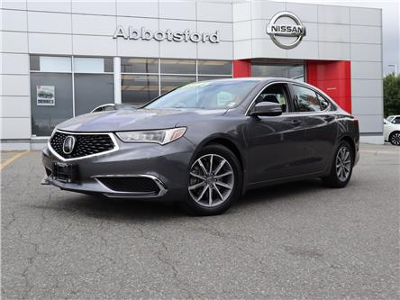 2018 Acura TLX Base (Stk: P5117) in Abbotsford - Image 1 of 28