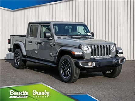2021 Jeep Gladiator Overland (Stk: B21-382) in Cowansville - Image 1 of 41