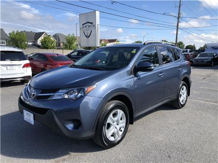 2014 Toyota RAV4 LE (Stk: 21332) in Ottawa - Image 1 of 21